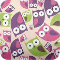 owl patterns wallpaper