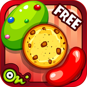 Candy Cookie Quest-Candy games