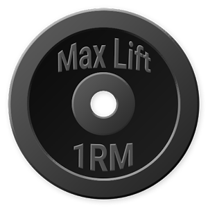 Max Lift - One Rep Maximum 1RM