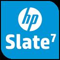 HP Slate⁷ Screensaver 3d screensaver
