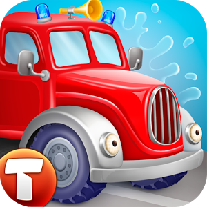 Firetrucks: rescue for kids