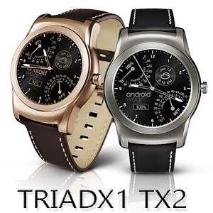 TX2-BlackGold for Watchmaker battery play watchmaker