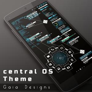 central OS theme