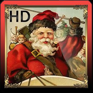 Christmas Vintage HD LWP