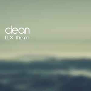 clean LLX ThemeTemplate