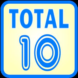 TOTAL 10 tip total war