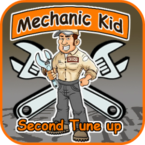 Mechanic Kid - Second Tune Up iolo system mechanic