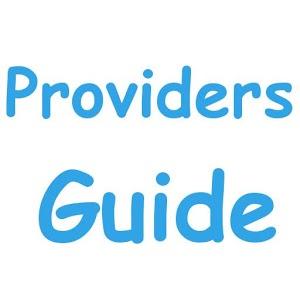 Providers Guide