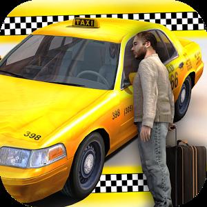 Crazy Duty Taxi Driver 3D