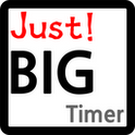 Just! BIG Timer timer your