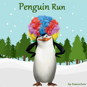 Penguin Run New