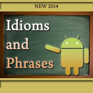 Idioms and Phrases phrasebook phrases