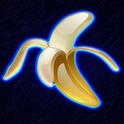 Neon Banana Live Wallpaper