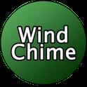 Beautiful Wind Chime Button