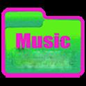 WAV WMA MP3 Music Player