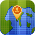 Offline Botswana Map