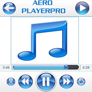 SKIN PLAYERPRO AERO WHITE