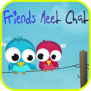 Friends Meet Chat chat and meet
