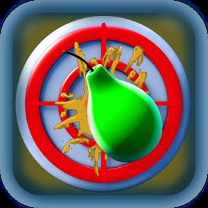 Angry Fruit Shooting