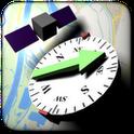 AR GPS Compass 3D