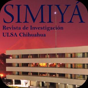 Revista SIMIYA ULSA Chihuahua