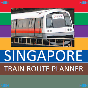 Singapore Train Route Planner route timetable train