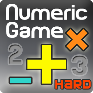 Numeric Game Hard (BrainGame)