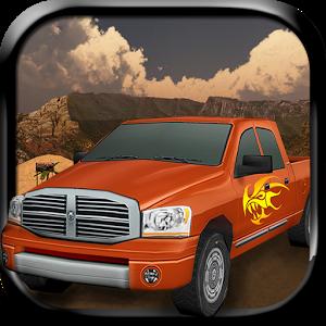 Desert Car Driving Simulator