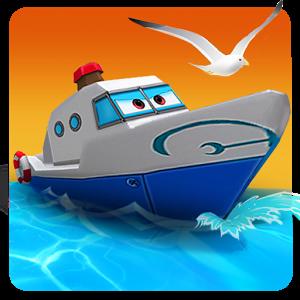 Yacht Race Ice Age-Free