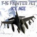 F-16 Fighter Jet Ice Age fighter