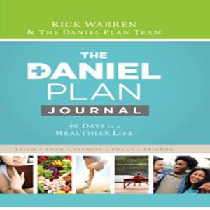 Daniel Plan Journal 40 Days