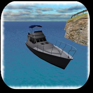Jet Ski Boat Driving Simulator