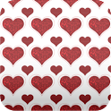 hearts patterns wallpaper23