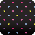 hearts patterns wallpaper41