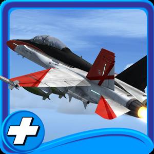 Jet Force flight simulator 3d