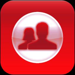 3D Red for Facebook