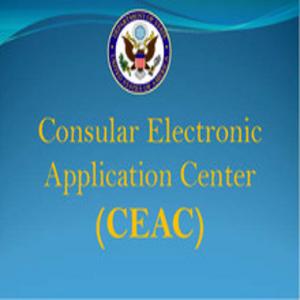 CEAC Immigration Status