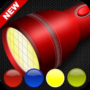 5 Colors Torch Flashlight