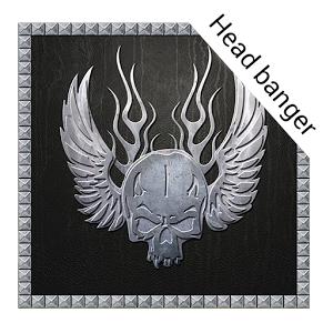 XPERIA™ THEME Headbanger