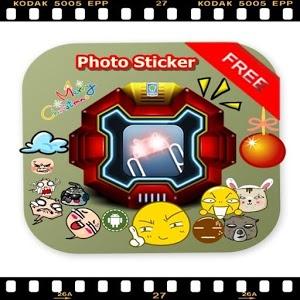 Photo 360 Sticker photo sticker time