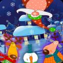 Sweet Christmas Live Wallpaper