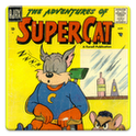 Super Cat Comic Book #1 comic book helpless heroines