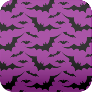 bat patterns wallpaper