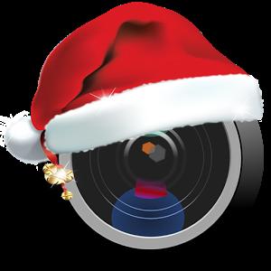 Christmas Camera Pro camera christmas globes