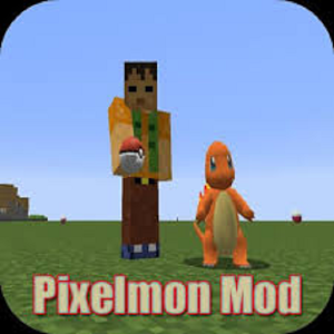 Mods MCPE Pixelmon Monster