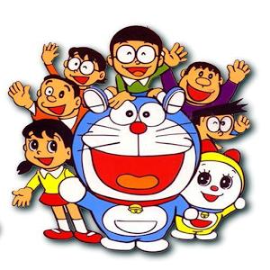 Doraemon LED Flashlight