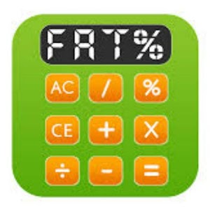 Total Fat Calculator calculator tip total