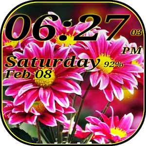 Digital Info Live Wallpaper