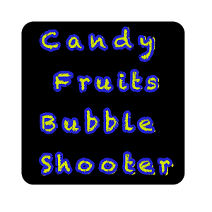 Candy Fruits Bubble Shooter