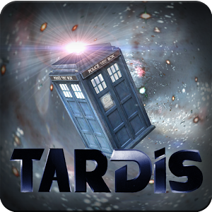 Doctor Who AR Tardis